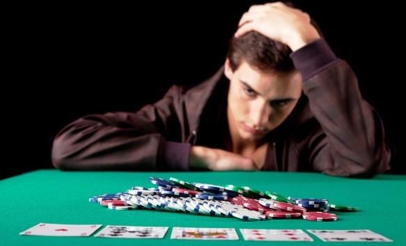 A szerencsejátékosok sokszor magányosak
